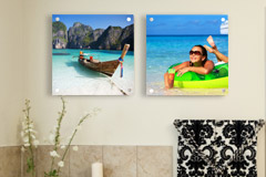Photo Acrylic Prints look great in any room