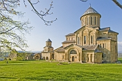 The Eastern Orthodox Cathedral of the Virgin at Gelati.