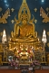 Image of Thai Buddha statue at the Thai Buddhist Temple.