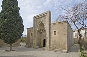 Mausoleum of the Shirvan Shahs.