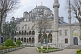Image of Side view of Sultan Ahmet\\\\'s Blue Mosque, in Sultanahmet.