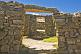 Image of Ruins of Chincana Inca Fort on the Isla del Sol in Lake Titicaca.