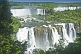 Image of Waterfalls and jungle at the Iguazu Falls.