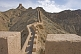 Great Wall of China at the Shiguan Gorge, near Jiayuguan.