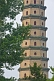 The Yongyousi Pagoda at the Bishu Shanzhuang summer resort for Qing Emperors.