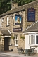 The Victora Inn is a sandstone public house on Woodhead Road A6024.